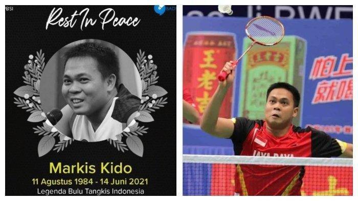 Profil Markis Kido, Pemain Bulu Tangkis yang Meninggal Akibat Serangan Jantung