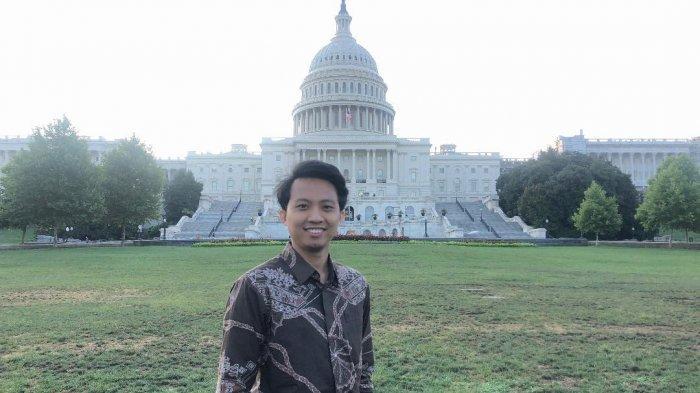 Ditolak YSEALI, Vito Jadi Perwakilan Lampung di Study of the US Institute