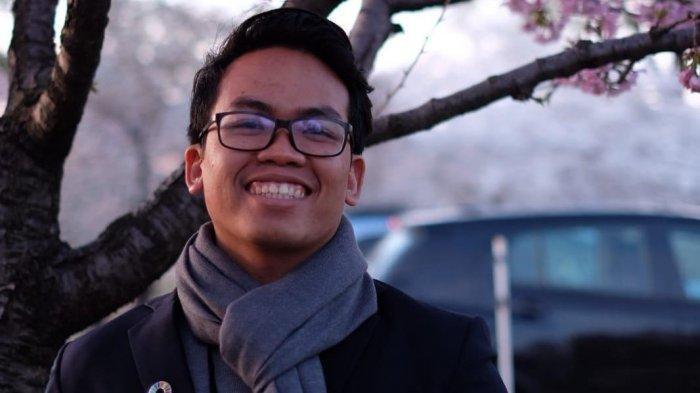 Cerita Ahmad Novindri Aji Sukma, Dapatkan Dua Program Beasiswa Sejak Kuliah