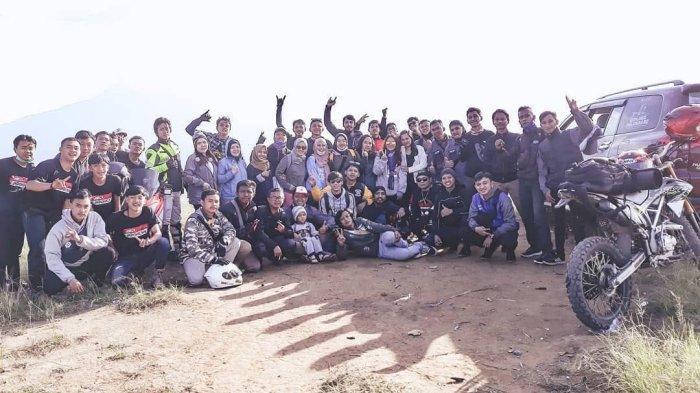 Tepis Stigma Geng Motor, Komunitas Brothership Gelar Aktivitas Sosial