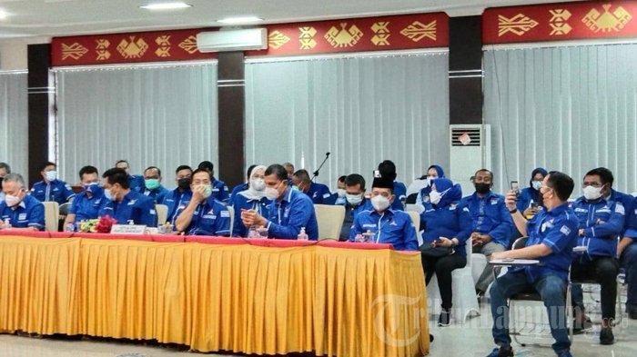 DPD Partai Demokrat Lampung, Parpol yang Mulai Aktif di Lampung Sejak 2003