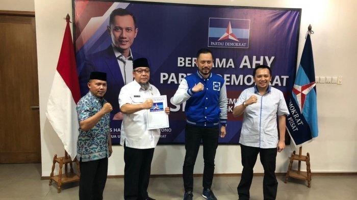 DPD Demokrat Lampung Rangkul Kaum Milenial
