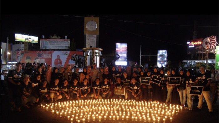 Earth Hour Bandar Lampung