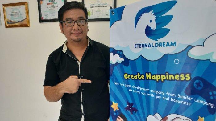 Biodata Lucky Putra Dharmawan, Developer Game Asal Lampung