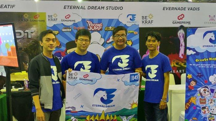 Profil Eternal Dream Studio, Startup Game di Lampung