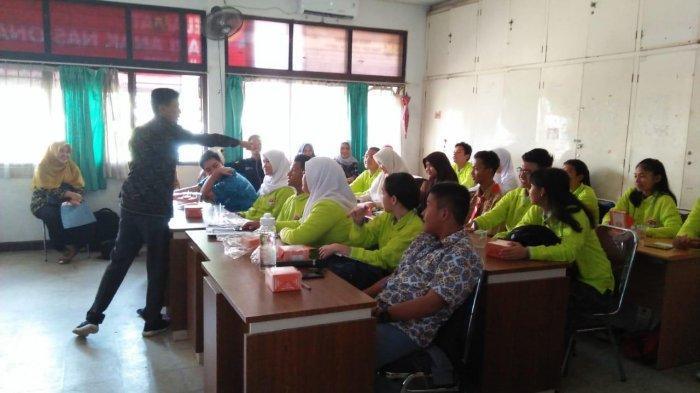 Forum Anak Kota Bandar Lampung Gencar Lakukan Sosialisasi Luring dan Daring