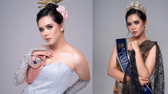 Cut Trimaha Rany, Puteri Kebudayaan Lampung 2020 yang Ingin Jadi Miss Polo Internasional