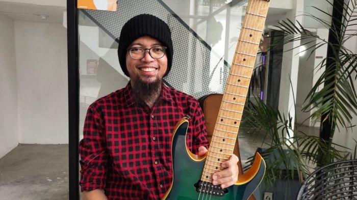 Biodata Firman Al Hakim, Gitaris Lampung Pengusung Musik Metal