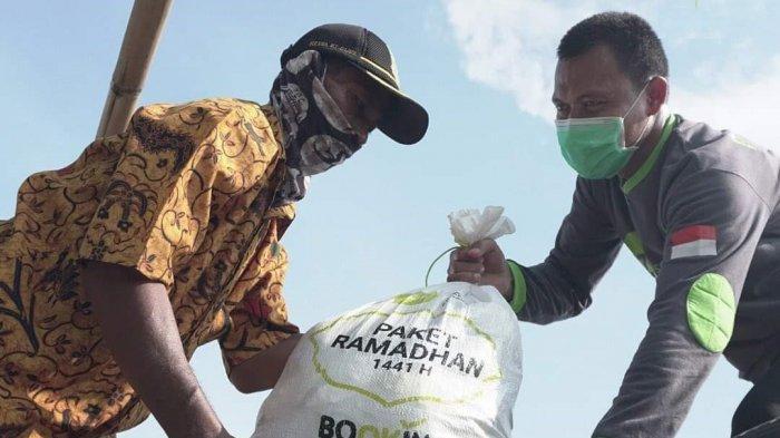 Kemiskinan Meningkat Akibat Pandemi, Jumlah Donatur IZI Lampung Menurun
