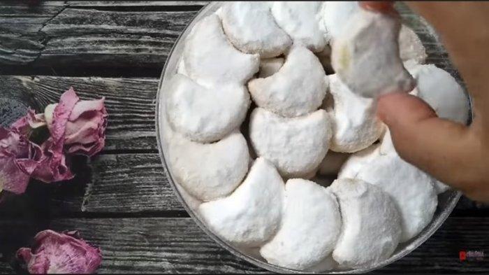 Resep Kue Putri Salju untuk Sajian di Hari Idul Fitri