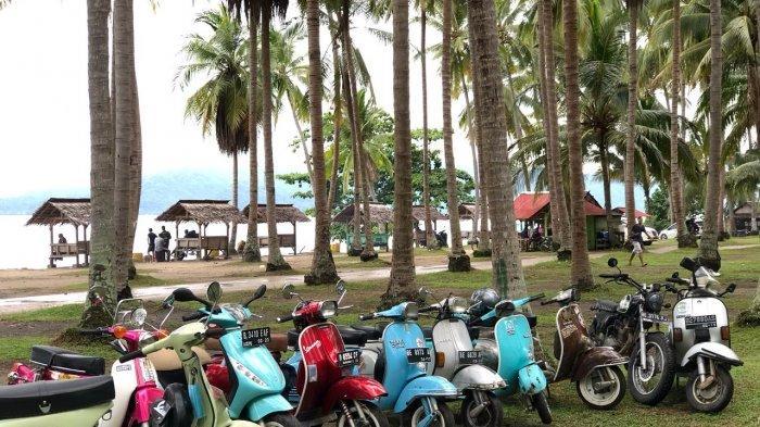 Lampung Scoots, Komunitas Vespa Ala Anak Muda di Lampung