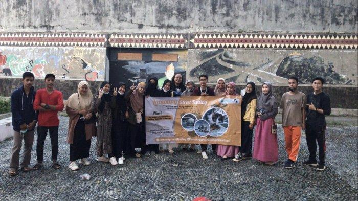 Komunitas Lampung Street Feeding Ingin Sejahterakan Kucing-kucing Liar