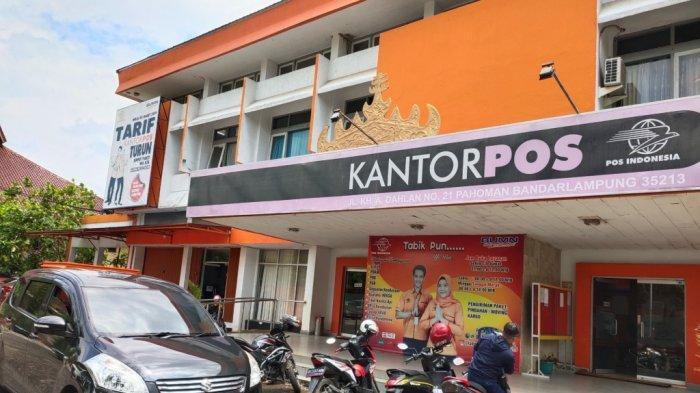 Kantor Pos Bandar Lampung Komandoi 46 Kantor Cabang Di Lampung Tribunlampung Wiki