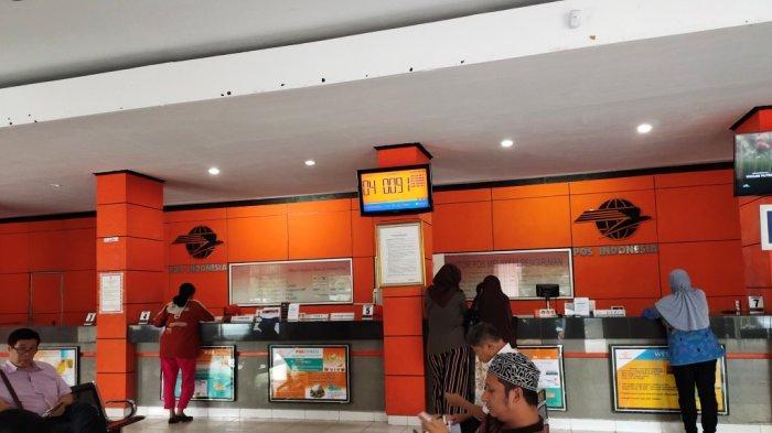 Ramah Milenial, Kantor Pos Bandar Lampung Luncurkan Aplikasi Posgiro Mobile