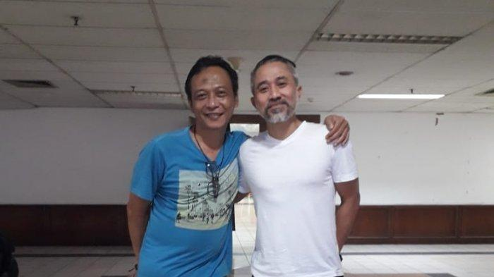 Maestro Sastra dan Teater Iswadi Pratama Hobi Lukis