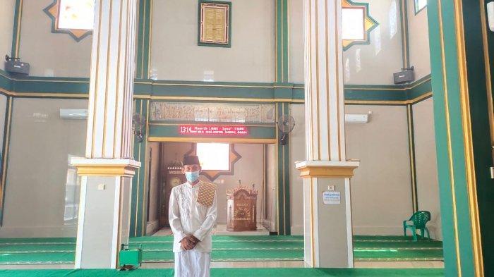 Dihantam Pandemi, Jemaah Salat Tarawih Masjid Jami Al-Ishlah Turun 60 Persen