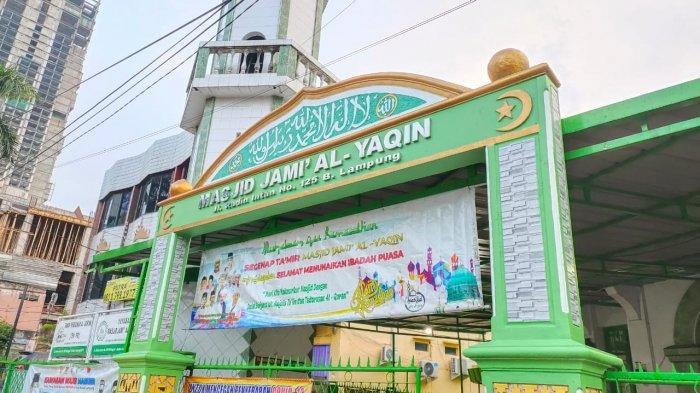 Masjid Jami Al-Yaqin, Masjid Tertua dan Bersejarah di Bandar Lampung