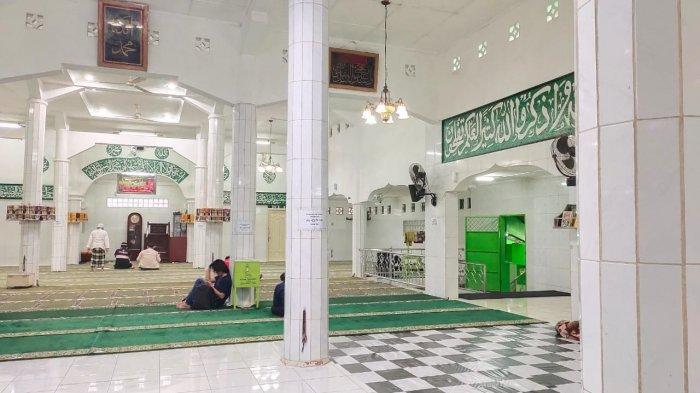 Masjid Jami Al-Yaqin Ketatkan Protokol Kesehatan di Bulan Ramadan