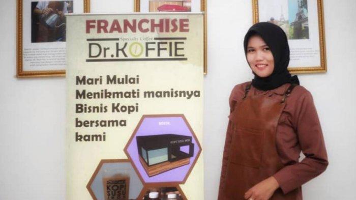 Biodata Yustinia, Pendiri DR Koffie di Lampung