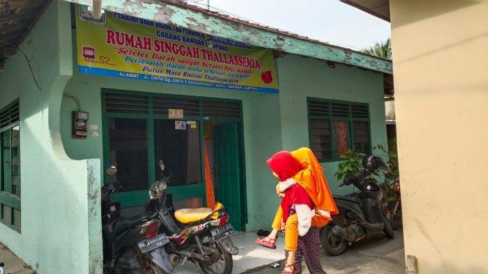 Rumah Singgah Thalassemia Bandar Lampung