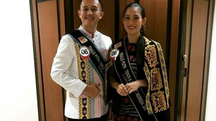 Taufik Qurohman (Putra Tenun dan Songket Lampung 2019)