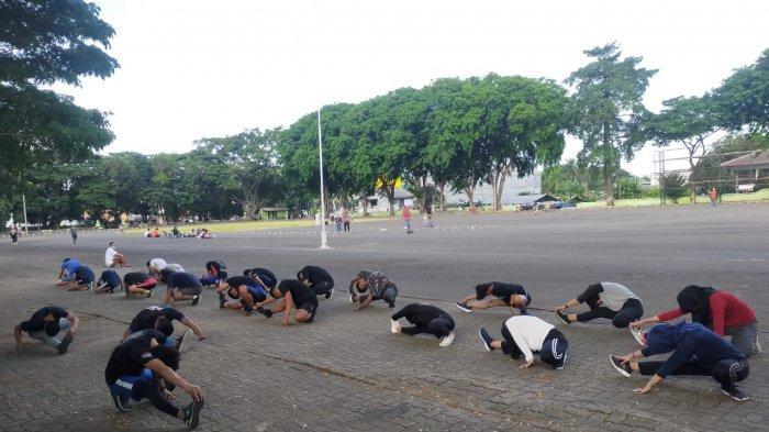 Sparko Lampung Gaungkan Olahraga dengan Latihan Rutin Simple dan Efektif