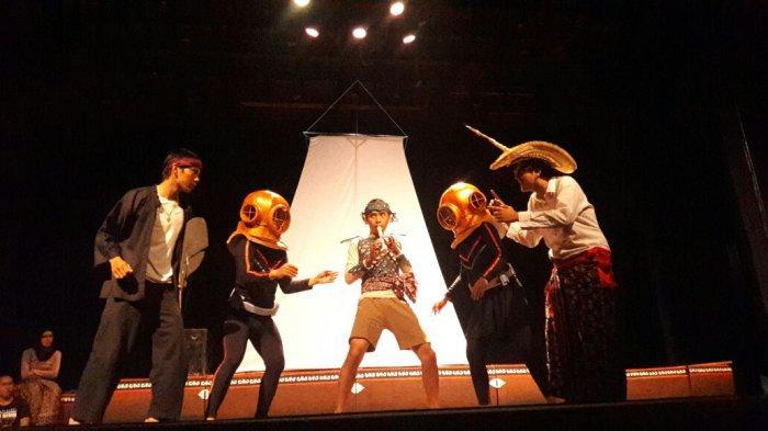 Menilik Perjalanan Teater Satu Lampung dari Awal Berdiri Hingga Sekarang