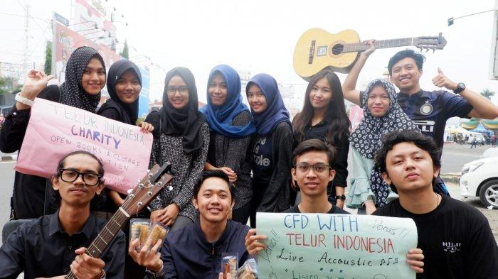 Sociopreneurship, Cara Kreatif Galang Dana Ala Telur Indonesia
