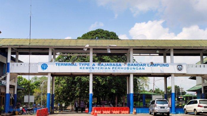 Terminal Rajabasa Lampung