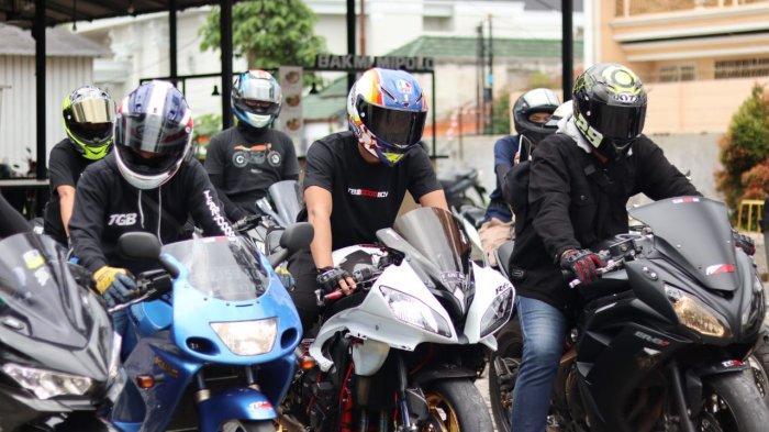 Team Good Boy, Klub Motor di Lampung yang Membuka Diri untuk Para Lady Bikers