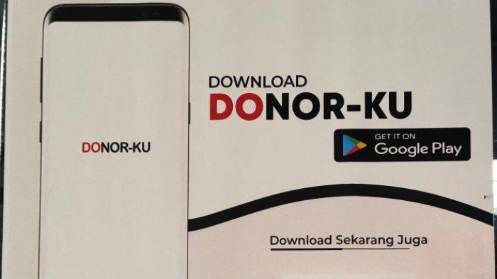 Donor-Ku, Aplikasi Buatan Lampung Deteksi Ketersediaan Darah di UTD PMI se-Indonesia