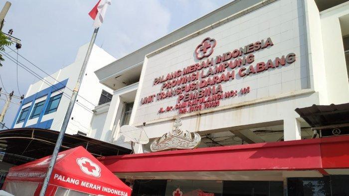 UTD PMI Lampung Garda Terdepan Penuhi Pasokan Darah