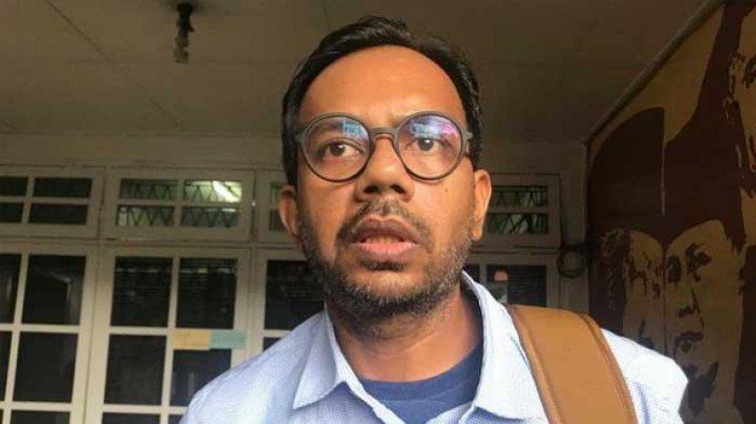 Biodata Haris Azhar yang Disebut Pernah Minta Saham Freeport ke Luhut Binsar Panjaitan