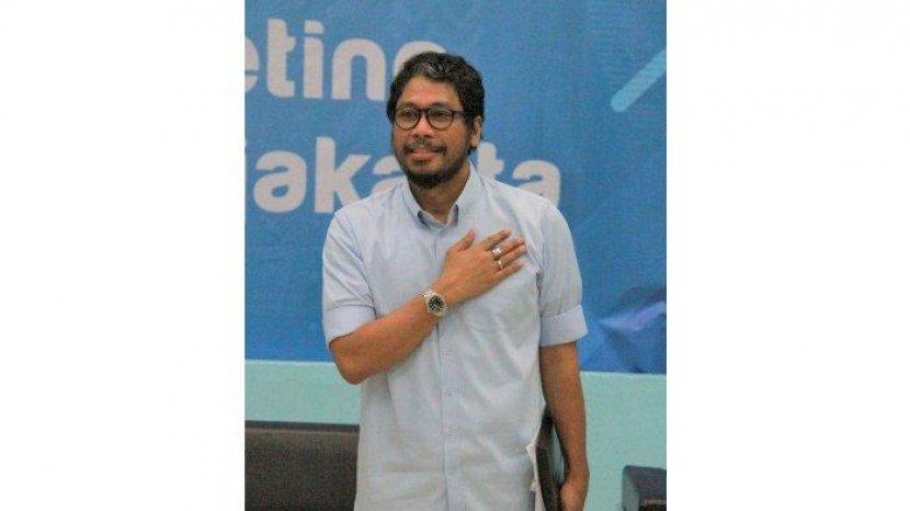 BiodataSardjono Jhony Tjitrokusumo, Dirut PT Transjakarta yang Tutup Usia