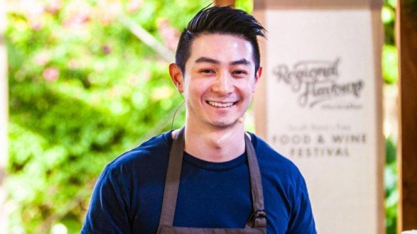 Profil Reynold Poernomo, Adik Bungsu Chef Arnold