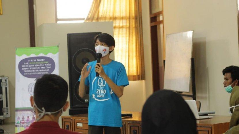 Dicky Dwi Alfandy Ungkap Cara Masyarakat Filipina Jaga Lingkungan