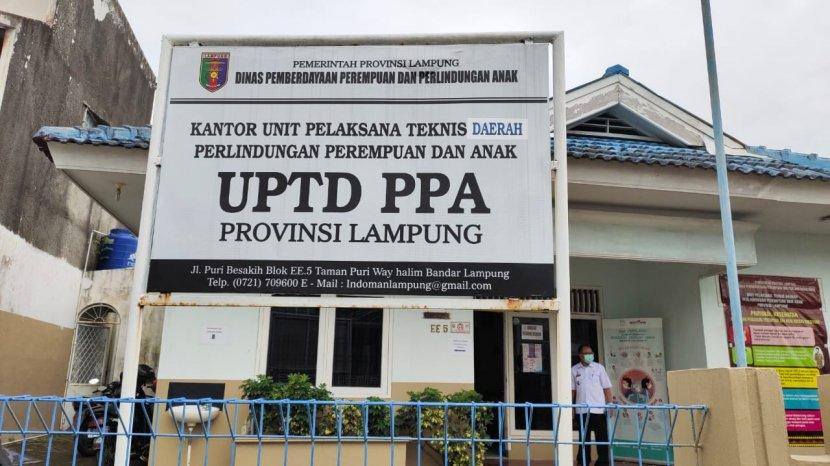 Profil UPTD PPA Provinsi Lampung