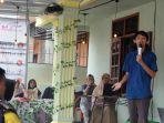Pulang dari Filipina, Dicky Dwi Alfandy Bentuk Gajahlah Kebersihan dan YSC