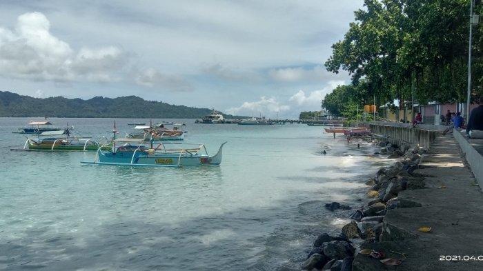 Ayo ke Pantai Melonguane di Talaud