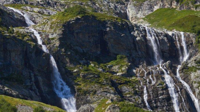 5 Air Terjun Tertinggi di Dunia, Afrika Selatan Miliki yang paling Tinggi