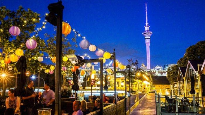 Fakta Unik Selandia Baru, Negara Tempat Lahirnya Olahraga Ekstrim Bungee Jumping