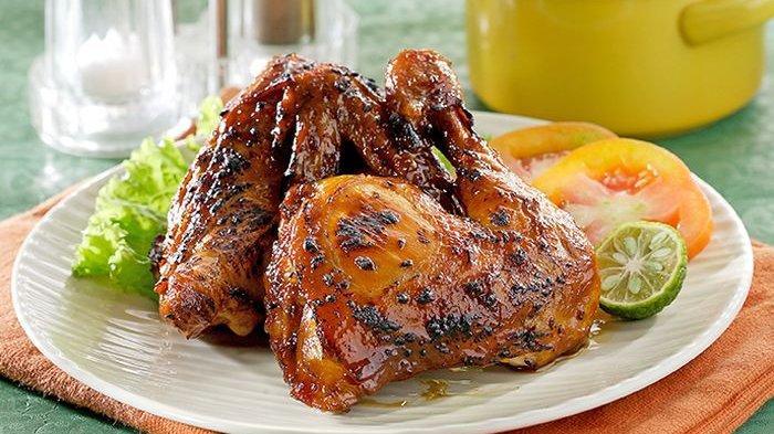 Resep Ayam Bakar Mentega, Sajian Nikmat di Malam Tahun Baru