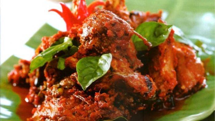 Ayam Rica-rica, Pedasnya Bikin Ketagihan