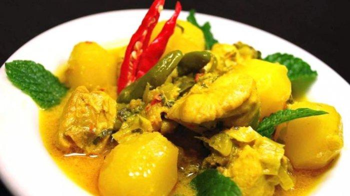 Jalan-jalan Ke Manado, Jangan Lupa Cicipi Ayam Tuturaga, Opor Ayamnya Orang Manado