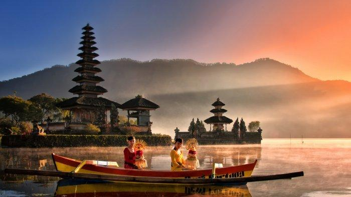 Hadapi Era New Normal, Ini Syarat Dokumen Wajib untuk Berkunjung ke Bali, Wisatawan Harus Tahu