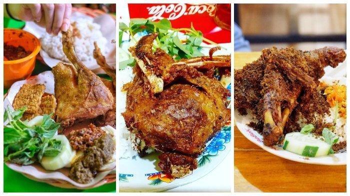 Rekomendasi Tempat Makan Bebek Goreng di Surabaya, Ada yang Legendaris