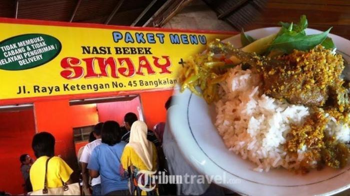 3 Rekomendasi Tempat Makan Bebek Goreng yang Enak di Surabaya, Salah Satunya Bebek Sinjay