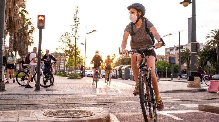 Sederet Manfaat Rutin Bersepeda untuk Kesehatan Tubuh