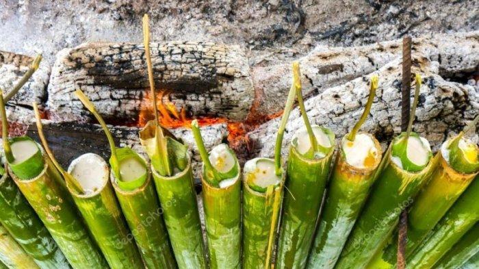 Menengok Tradisi Pembuatan Binarundak di Kotamobagu, Akan Lebih Ramai Saat Lebaran