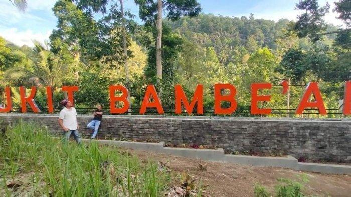 Kembangkan Pariwisata Bukit Bambe'an dan Air Terjun Molimpungan, Disbudpar Kotamobagu Lakukan Ini